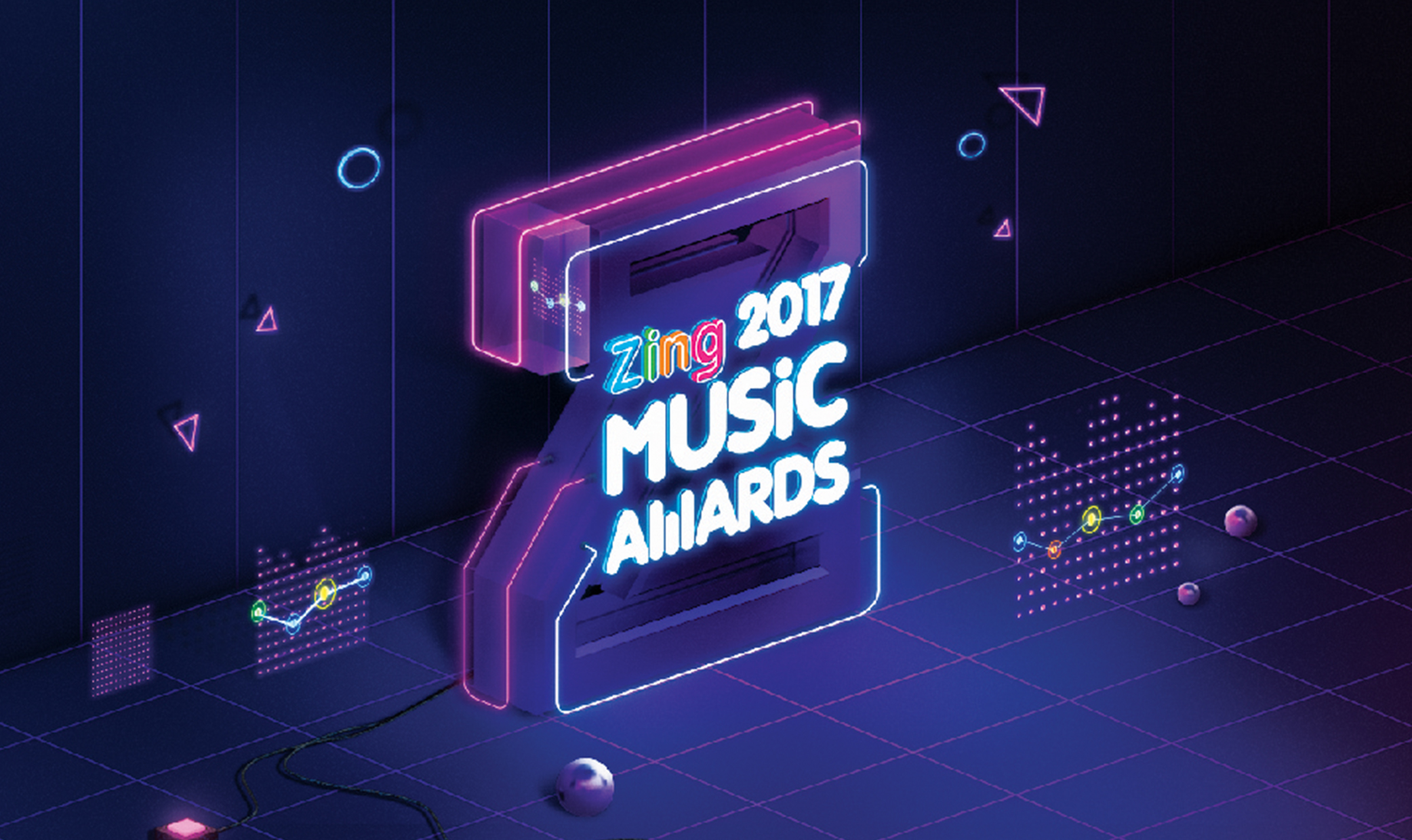 ZING MUSIC AWARDS (2017)
