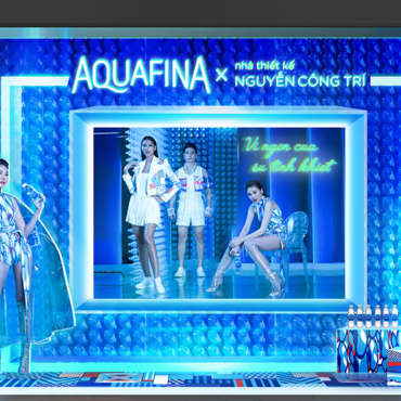 AQUAFINA – DISPLAY & BOOTH